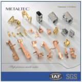 Kontakt-Stück, Wand-Kontaktbuchse-Verbinder, das Metall schalten, das Teile stempelt