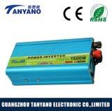 Сбывание 12V фабрики к доработанному 110/220V DC инвертора 1500W синуса к дому AC/инвертору силы автомобиля