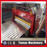 Le fournisseur de la Chine a ridé le roulis de tuile de toit formant la machine