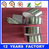 Acrílico del espesor 65mic que enmascara la cinta incombustible del papel de aluminio