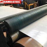 El color de Ral prepintó la bobina de acero galvanizada para la hoja del material para techos