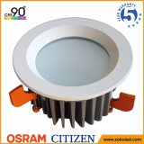 Energía que ahorra 60W OSram COB LED abajo Iluminación de interior de la luz con 5 años de garantía