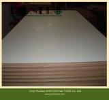 Witte MDF van de Melamine Raad voor Moderne Keukenkasten