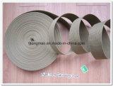 Cinghia grigio-chiaro della tessitura del cotone