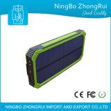 Nuevo llega el cargador solar móvil 12000mAh, batería 20000mAh de la batería de la potencia de la alta calidad de la energía solar