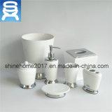 Vaso del dispensador de la loción del uso del hotel y Tbh de los accesorios del cuarto de baño