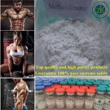 Il muscolo aumenta la polvere steroide Metandienone Danabol Methandrostenolone