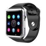 Dispositivos portátiles inteligentes Android reloj A1 Moda aptitud de la salud del sueño Reloj Bluetooth Monitor inteligentes
