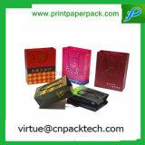 Sacchetto di acquisto personalizzato professionista del regalo del sacchetto della carta kraft