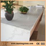 De populaire Hete Eettafel van de Steen van het Kwarts van de Verkoop Vierkante Witte
