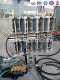 Pressa di vulcanizzazione della cinghia di gomma, pressa idraulica di gomma del nastro trasportatore