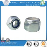 Ss 304 Hex Nylon Lock Nut