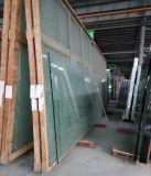 Tempered 박판으로 만들어진 유리창/벽 강화 유리 부드럽게 한 박판으로 만들어진 유리