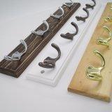 木高級で美しい衣服のホック及び金属の列のホック(ZH-7003)