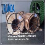 Cable de transmisión aislado XLPE de cobre de Undergound de la base