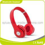 Auriculares sem fio de Bluetooth dos auscultadores do Headband com o cartão de FM e de SD