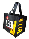 Personalizzare i sacchetti di Tote d'acquisto non tessuti di modo (YYNWB061)