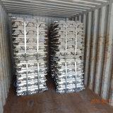 Lingote de aluminio 99.7% 99.9% de la pureza elevada