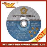 Disco di taglio di Abraisve per acciaio inossidabile En12413 7 '' 180*3mm