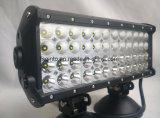barre imperméable à l'eau directe d'éclairage LED d'usine de 144W 12inch (GT3401-144W)