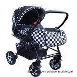 Причудливый прогулочные коляски младенца с сенью