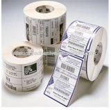 Surtidor adhesivo de papel de China de la materia prima de la etiqueta autoadhesiva del supermercado