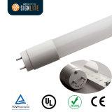 Indicatore luminoso del tubo di prezzi all'ingrosso 2000lm 18W 4ft T8 LED della fabbrica di TUV