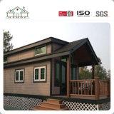 組立て式に作られる中国の製造デザイン鉄骨構造の別荘の家
