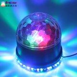 LED 6 Color Changes Som ativado Cristal Magic Ball Girassol Luz Colorida Light Party Light