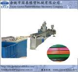Entwurf passte der sechs Farben-Plastikbleistift-Verdrängung-Maschine an