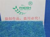 300sqm/M³ Corpi filtranti dello stagno di Koi, stuoia biochimica del materiale di filtro dell'aria