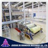 Linha não tecida da máquina de China a melhor 1.6m SSS PP Spunbond