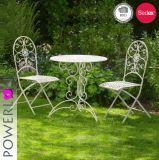 발코니 고정되는 금속 Foldable 테이블 및 의자