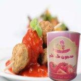 pasta de tomate enlatada do alimento 400g enlatado