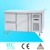 Pastelaria Undercounter Refrigerator-PA2100tn da porta dobro