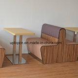 (SP-KS380) 중국 현대 대중적인 테이블 및 세트를 식사하는 부스 대중음식점