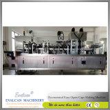 Café aberto fácil, máquina de fazer chapa de lata de leite em pó