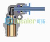 Штуцер трубы высокого качества пневматический с аттестацией CE (PW12-10)