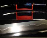 Espada de Katana sintoísta japonesa / Espada de samurai real hecha a mano