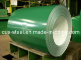색깔은 강철 Coils/PPGI/Prepainted에 의하여 직류 전기를 통한 강철 코일을 입혔다