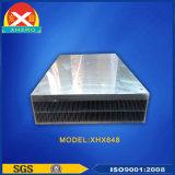 Disipador de calor de alta potencia de Alluminum aleación con ISO9001: 2008 Certificado