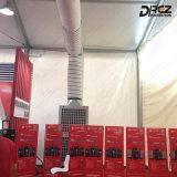 Climatisation canalisée anti-corrosive à C.A. 12ton Ductable pour l'atelier et l'entrepôt