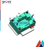 Modelagem por injeção plástica do recipiente transparente do refrigerador do PC