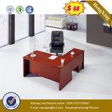Mahogany цвет l стол офиса менеджера формы (HX-5N022)