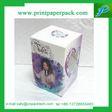 선물 상자 포장지 상자를 인쇄하는 주문 판지 상자