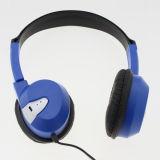 航空使用のための柔らかい耳のクッションが付いているワイヤーで縛られたヘッドホーン