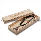 Rectángulo de empaquetado de madera modificado para requisitos particulares del rectángulo de joyería de la alta calidad de la madera dura