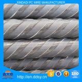 alambre de acero espiral de 5m m ASTM A421