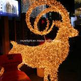 عادية مسيكة [لد] معزة الحافز ضوء لأنّ محترفة عيد ميلاد المسيح إضاءة