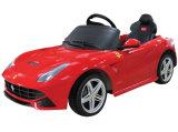Ferrari licenciou o passeio dos miúdos no carro 12V